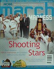 2008 NCAA MEN'S & WOMEN'S BASKETBALL TOURNAMENT GUIDE (TENNESSEE/FLORIDA CVR