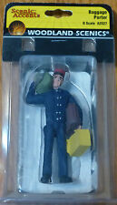 Woodland Scenics G Scale #2527 - Baggage Porter