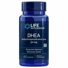 DHEA 60 caps 50 mg by Life Extension