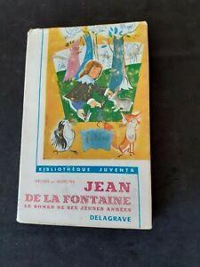 Brunel et Morlin - Jean de la fontaine - Bibliothèque Juventa - Delagrave 1955