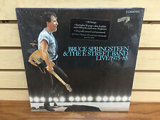 BRUCE SPRINGSTEEN & E STREET BAND LIVE 1975-85, BOXED SET ** FACTORY SEALED **