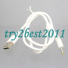 USB Charger Power Supply Cable for Ainol Novo5 V8000/V9000HDS/V6000 tablet 5V 2A