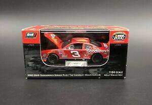 2000 Dale Earnhardt #3 Monte Carlo Hood Open 1/64 NASCAR Diecast Tasmanian Devil