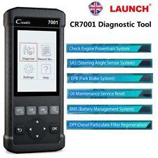 DPF Diagnostic Tool BMS EPB SAS Oil Reset Auto Scanner Full OBD2 Code Reader UK