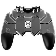 AK66 Six Fingers Game Controller Trigger Shooting Gamepad for PUBG Mobile Gamers