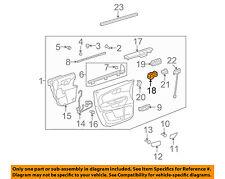 GMC GM OEM 07-16 Acadia Front Door-Window Switch 20945224