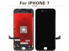 For iPhone 7 Black LCD and Digitizer Screen Display Replacement High Quality