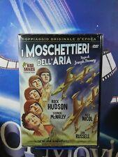 I MOSCHETTIERI DELL'ARIA *A&R* DVD *nuovo