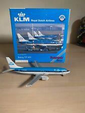 1/200KLM Boeing B737-400 Herpa Wings 550123