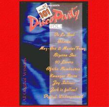 """COMPILATION """" DISCO PARTY VOL.1 """" MUSICASSETTA NUOVA  DI NEGOZIO"""