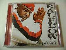Ralflow - Je Suis - CD Rap Francais Album Hip Hop