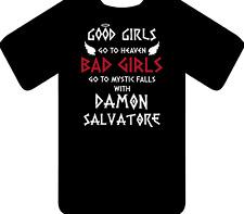 Good Girls go to heaven T-Shirt - inspired by Vampire Diaries Mystic Falls