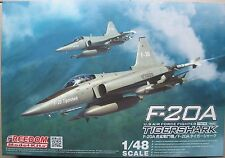 Freedom Models 1/48 NORTHROP F-20A TIGERSHARK Jet Fighter 18002