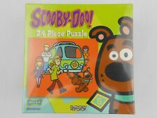 Scooby-Doo and Crew 24 Piece Puzzle Cartoon Network NEW NIB 2005 Pressman 4891