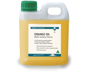 Orange Oil 1L For Azolla, Duck Weed & Salvinia