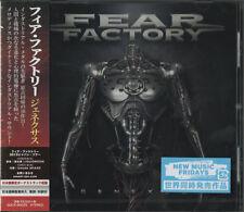 FEAR FACTORY-GENXUS-JAPAN CD BONUS TRACK F56