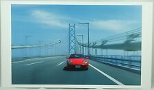 Porsche Red Boxster Car Photo Print Sportscar Poster