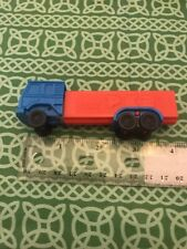 Vintage Pez Truck Vehicle Dispenser No Feet Slovenia FREE SHIPPING