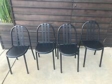 4- Robert Mallet chairs re edition 1980's - Bauhaus Style