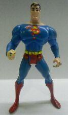 vintage 1996 superman action figure DC comics