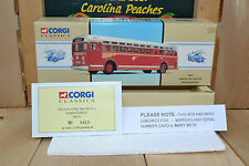 No Bus Corgi Classic Pacific Electric BUS GM 98601(BOX Cert Card & Paper)4502