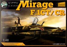 Kitty Hawk 1/48 Dassault Mirage F.1CT/CR # 80111