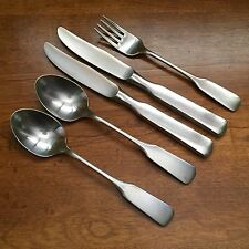 WMF - PILGRIM 1967 Satin Germany - 5 pc. Cromargan Stainless Flatware