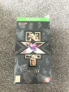 WWE 2K17 NXT Edition Collectors Limited Edition (Xbox One 2016)SEALED GAME