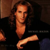 Michael Bolton : The One Thing CD