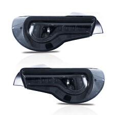 Fiber Optic SMOKE LED Taillights for 13-16 FR-S 17-19 Toyota 86#13-20 Subaru BRZ