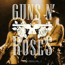 Guns N 'Roses Coloured Vinyl Music LP Records