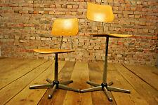 Vintage Bürostuhl Architektenstuhl Drehstuhl Schreibtisch Stuhl Industriedesign