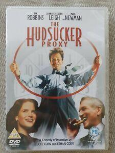 The Hudsucker Proxy by Joel & Ethan Coen (DVD REGION 2, 1994)[+Millers Crossing]