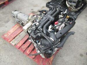 2008 2014 SUBARU IMPREZA WRX EJ205 2.0L TURBO ENGINE EJ255 WRX TURBO SINGLE AVCS