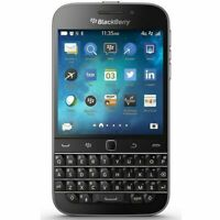 BlackBerry Classic Q20 - 16GB (AT&T) GSM Unlocked 4G LTE Black Touch Smartphone