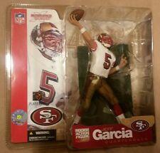 McFarlane Sportspicks Nfl series 5 Jeff Garcia action figure-San Fran 49ers-Nib