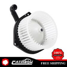 For Nissan Maxima Pathfinder Infiniti G20 QX4 A/C Heater Blower Motor w/Fan Cage