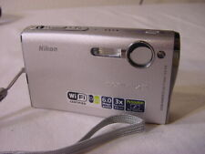 NIKON COOLPIX S6 DIGITAL CAMERA WITH BATTERY