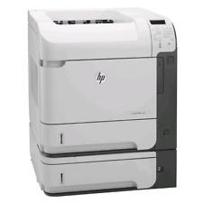 HP LaserJet Enterprise 600 M602x Duplex LAN USB CE993A SchwarzWeiß 50 Seiten/Min