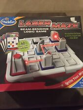 Lazer Maze Beam Bending Logic Game Ignite Your Mind By Thinkfun New
