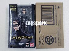 Bandai S.H.Figuarts Tamashii DC Batman The Dark Knight Rises CATWOMAN figure