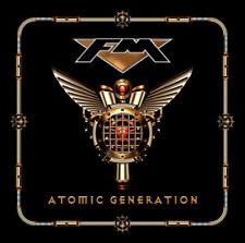 FM - Atomic Generation [New Vinyl LP] Black, Gatefold LP Jacket, Ltd Ed, 180 Gra