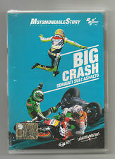 BIG CRASH sdraiati sull'asfalto DVD n.6 Motomondiale Story Moto GP
