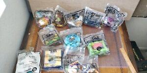Carl's Jr -- lot of 12 toys -- Sealed -- Mixed Random Lot