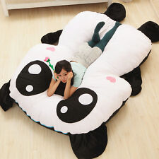 Large Giant Panda Bed Carpet Tatami Mattress Sofa Bed Bedroom Floor Useful Kid