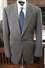 LUCIANO BARBERA COLLEZIONE SARTORIALE BEIGE TAUPE SUIT SAINT ANDREWS SAN ANDREA