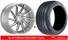 5 Series Inovit Wheels with Tyres