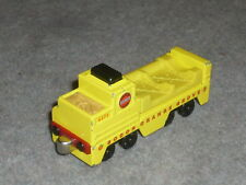 Thomas the Tank Engine and Friends Magnetic toy train loco Sodor Orange truck BR
