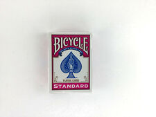 Bicycle Standard Deck Kartenspiel Pokerkarten pink playing cards