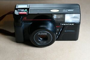 PENTAX ZOOM 70 35MM POINT AND SHOOT FILM CAMERA.